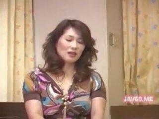 Adorable inviting Japanese stunner Having dirty video